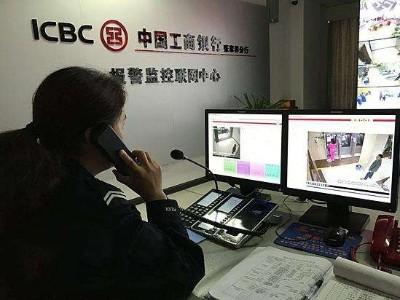 银行视频监控系统