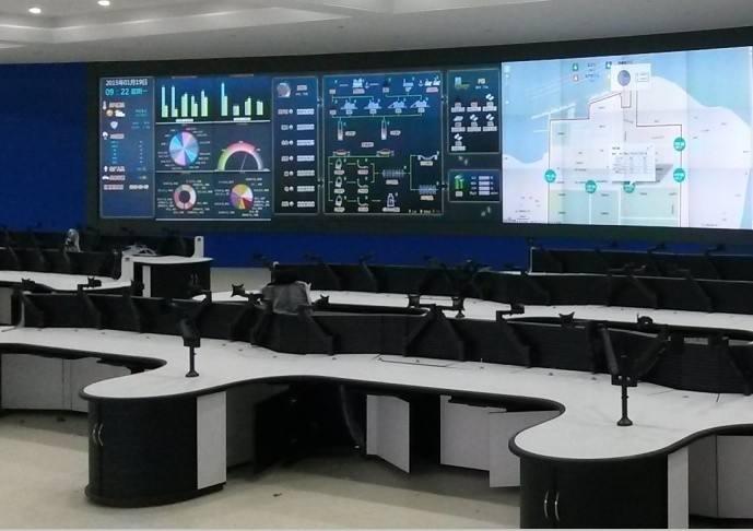 能源行业安防监控系统