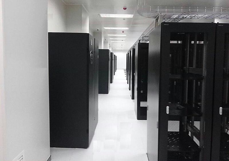 政府数据机房建设
