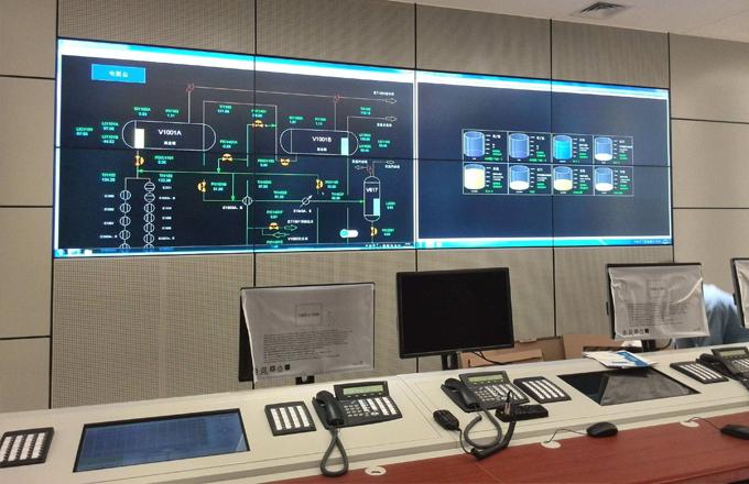 云分布式大屏显示系统