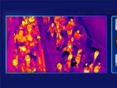 红外体温检测系统