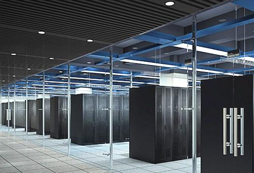 数据机房环境及装修设计