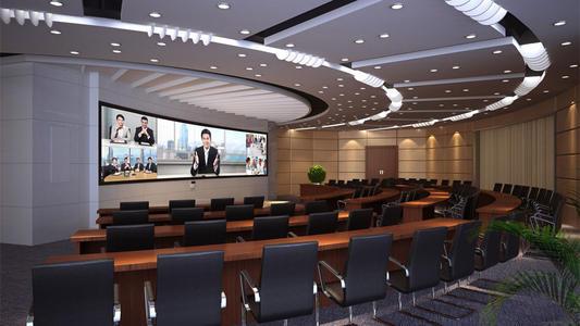 会议扩声系统