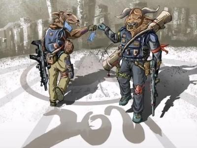 """2020实""""鼠""""不易,看我们2021年""""牛""""转乾坤!"""