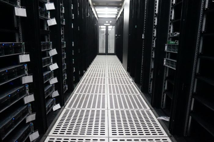 IDC数据机房建设