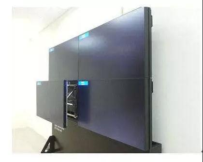 液晶拼接屏安装