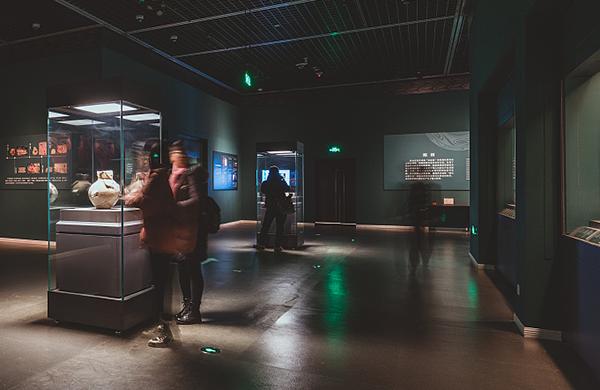 博物馆信息发布系统