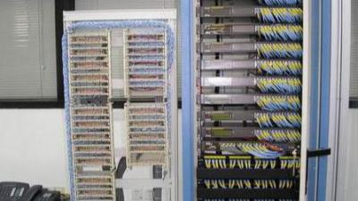 机房布线的不规范,带来的数据、信息安全隐患