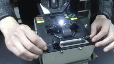 光纤熔接损耗和穿线技巧