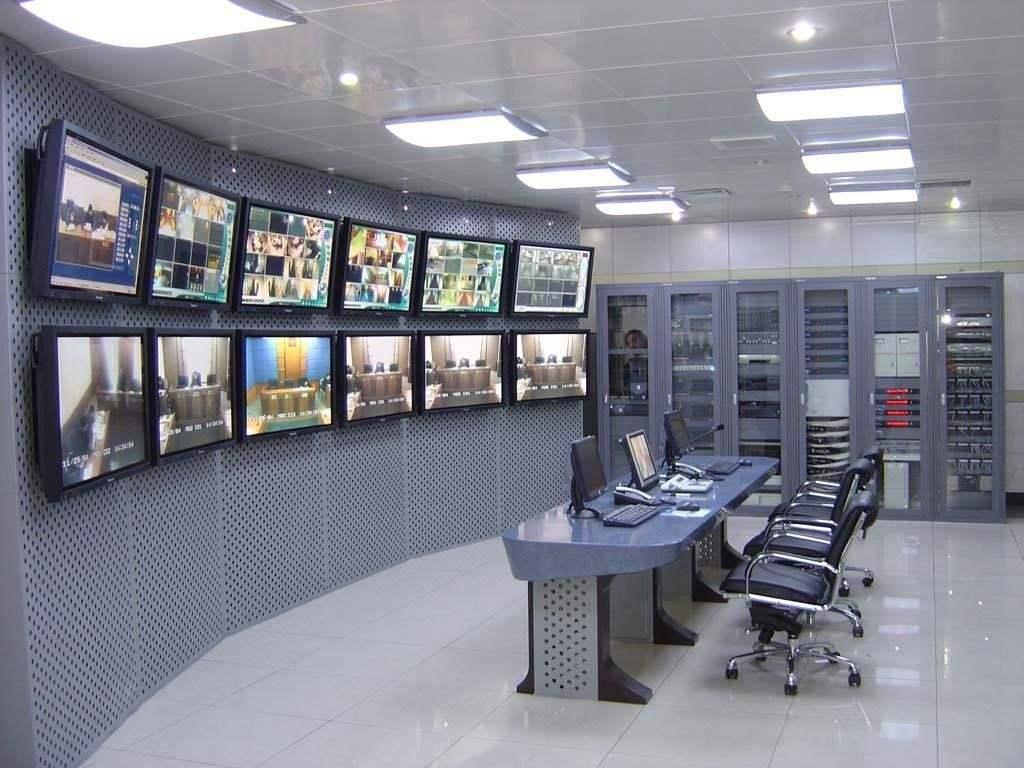 商场远程监控系统