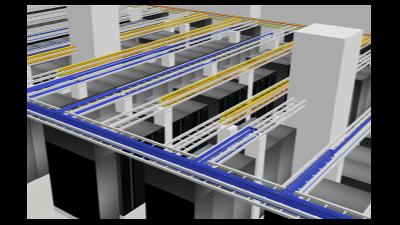 成都机房建设中综合布线的规范标准