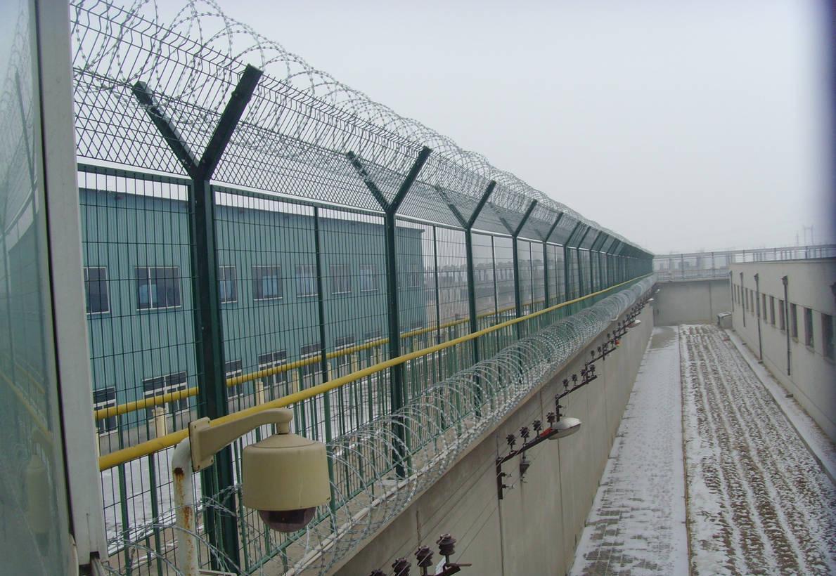 监狱安防监控系统