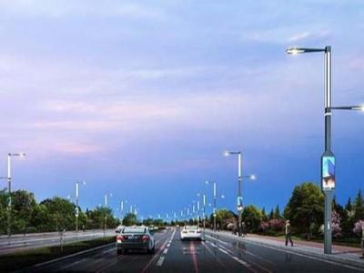 智慧路灯如何为城市的数据中枢