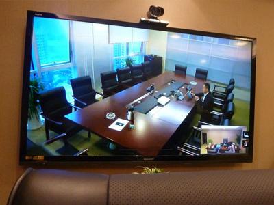 协和林为郎泰能源公司弱电系统改造升级案例