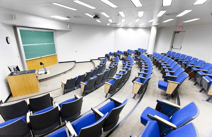 智慧校园分布式大屏显示系统