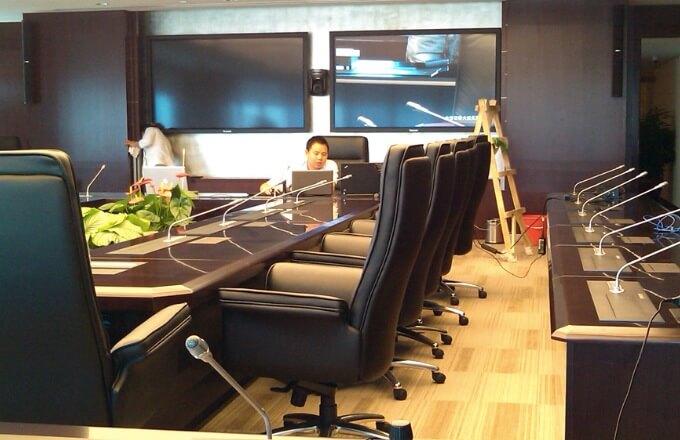 会议室音控系统