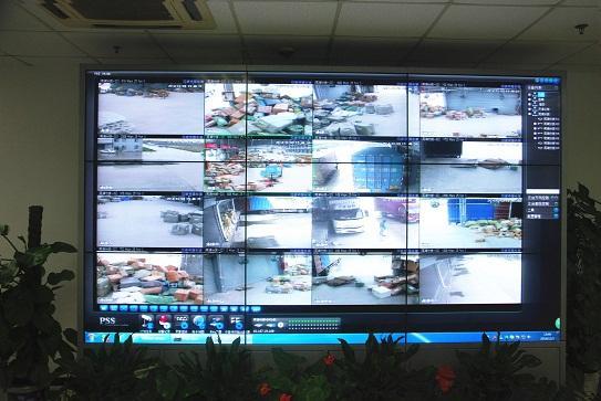 智慧物流安防监控系统