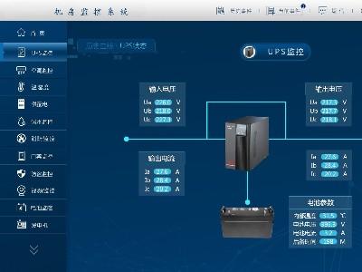 IDC数据机房环境监控系统