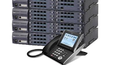 建筑智能化弱电系统III-程控交换机系统