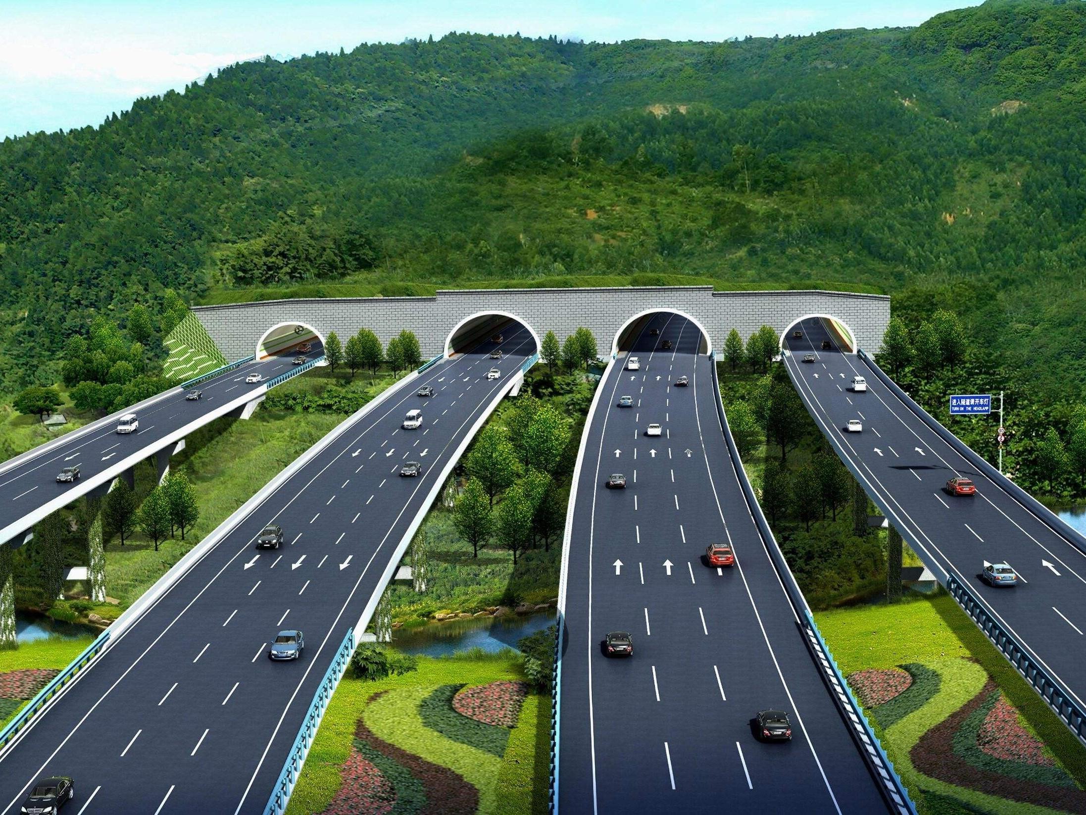 国家动脉—高速公路监控系统改造升级