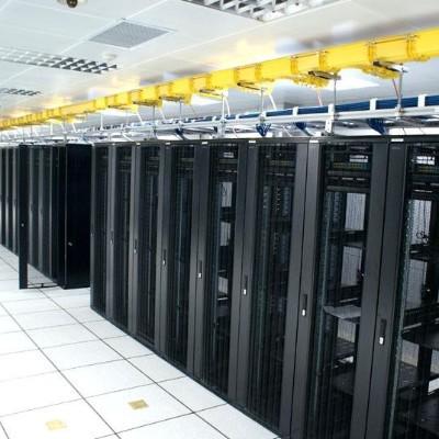 协和林带你认识网络机柜中的跳线架、理线器及配线架