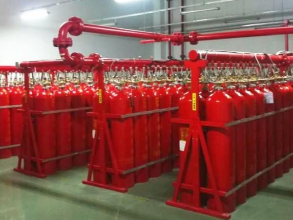 IDC数据机房消防系统